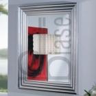 Зеркало Claudio Di Biase 9.2021/4-L-S серебро