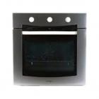 Электрический духовой шкаф Interlina EFZ 670 X/2 нержавеющая сталь