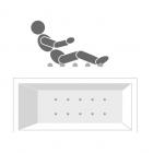 Аэромассажная система Villeroy&Boch Airpool Comfort (AC)