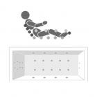 Гидромассажная система Villeroy&Boch Combipool Comfort (CC)