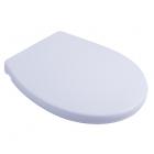 Сиденье для унитаза с микролифтом AWD Interior AWD02181218 белое