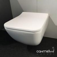 Унитаз Villeroy&Boch Venticello Direct Flush 4611R001 с крышкой Soft-Close + инстал Geberit Duofix 458.121.21.1
