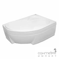 Акриловая ванна Bisante Роза 150 правосторонняя