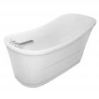 Отдельностоящая акриловая ванна SSWW M713