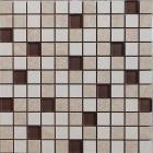 Мозаика 300х300 Береза Керамика Рамина Бежево-Коричневый Микс