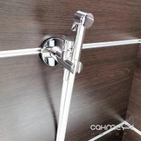 Внешний смеситель для туалета/биде с гибким шлангом