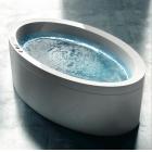 Гидромассажная ванна Treesse DREAM 190 DWC (ghost system) V839G + боковые панели