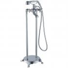 Напольный смеситель для ванны с душевой лейкой Atlantis 3011