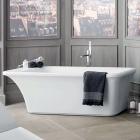Ванна с сифоном + напольный смеситель + скрытая часть смесителя Noken Pack Chelsea 100177440 - N399999781