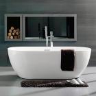 Ванна с сифоном + напольный смеситель + скрытая часть смесителя Noken Pack Lounge 100176333 - N379000026