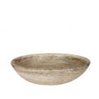 Раковина накладная IMSO Ceramiche ellissi D 40 камень, цвета в ассортименте