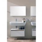 Зеркало + смеситель + тумба с раковиной + сифон Noken Pack NK Concept 100175338 - N312140109