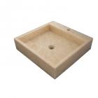 Раковина накладная IMSO Ceramiche quadro onice 50x50 оникс