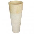 Раковина напольная IMSO Ceramiche conico D 40 камень, цвета в ассортименте