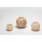 Набор подсвечников IMSO Ceramiche камень, цвета в ассортименте