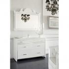 Комплект мебели для ванной комнаты Jurado Zafira Pata 120 белый