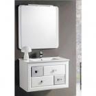 Комплект мебели для ванной комнаты Jurado Alicia 80