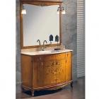 Комплект мебели для ванной комнаты Jurado Ana 110 ясень с инкрустацией