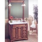 Комплект мебели для ванной комнаты Jurado Vienna 100 ясень/travertino
