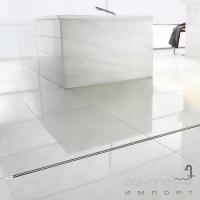 Дренажный канал для душа Viega Advantix Vario + дизайн-вставка Viega Visign SR2 матовая/глянцевая