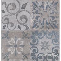 Плитка напольная, декор 59,6x59,6 Porcelanosa PARK ANTIQUE ACERO S-R P1856935/100147629
