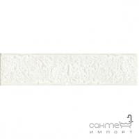 Фриз настенный 6x25 Ascot GlamourWall List Calacatta Dec (белый)