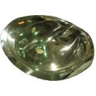Антивандальная раковина Purus V275 60 20 61 нержавеющая сталь