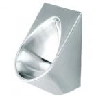 Подвесной антивандальный писсуар Purus нержавеющая сталь